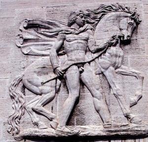 horse:man groin 470 flip 300