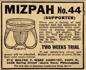 mizpah 1922