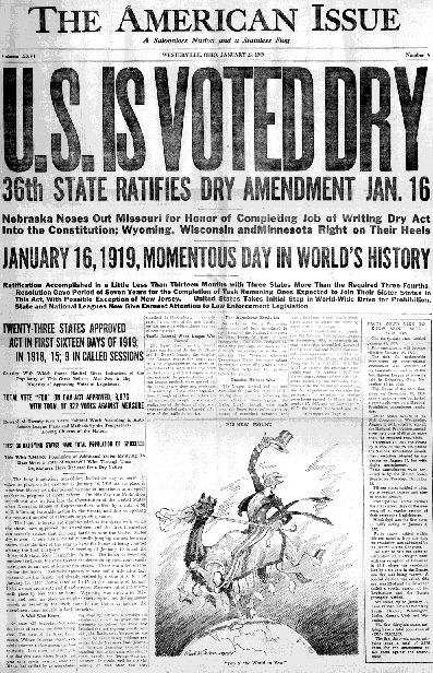 prohib newspaper