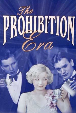 prohibition era blue