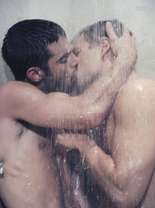 1 shower kiss
